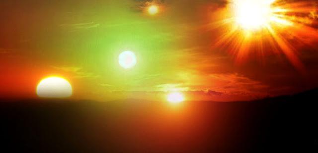 planeta com 5 estrelas