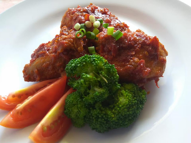 Ayam So Good Masak Habang, Menu Masakan Rumahan Favorit Keluarga