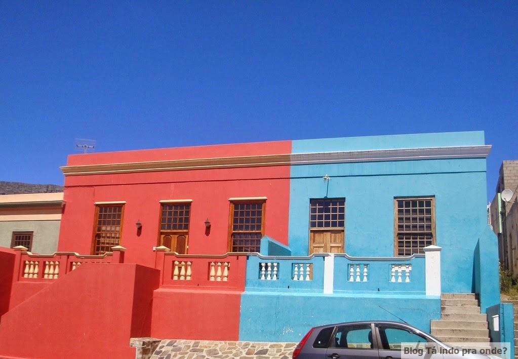 Bairro Bo-Kaap
