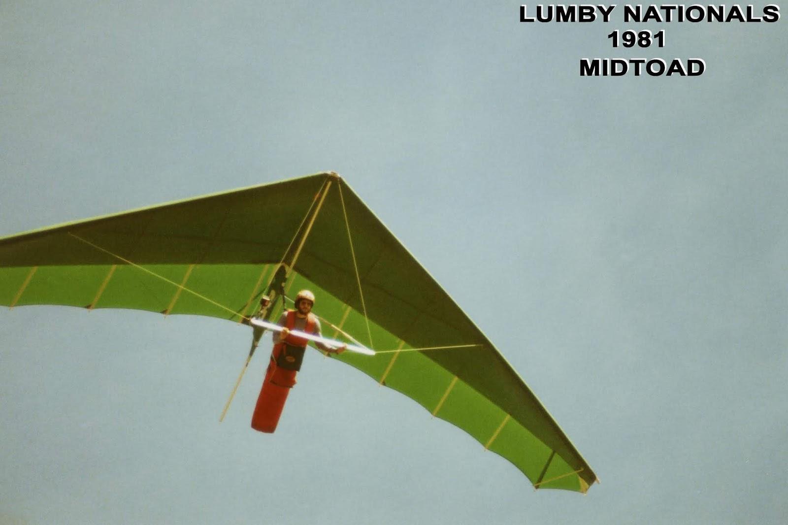 Canadian hang gliding and paragliding history