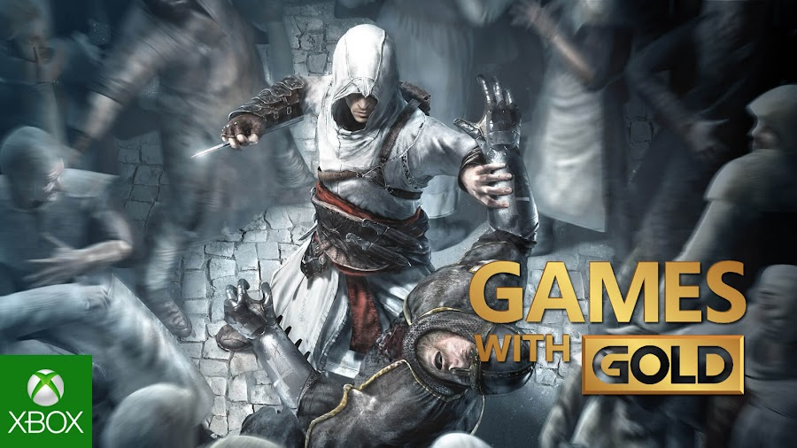 assassin's creed xbox live gold free game