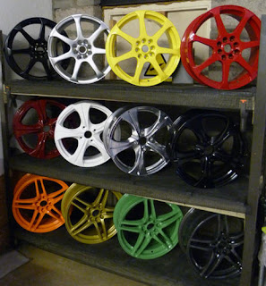 jasa powder coating