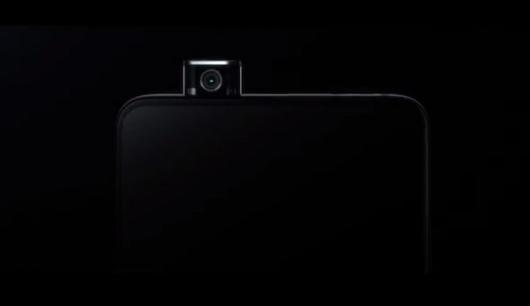 Redmi Teases Flagship Smartphone with Pop-up Camera