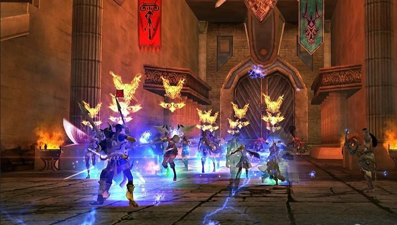 Maestia screenshot game