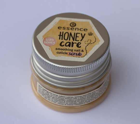 HONEY CARE SMOOTHING NAIL & CUTICLE SCRUB