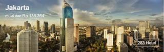 Daftar Hotel Di Jakarta Alamat dan Nomor Telepon