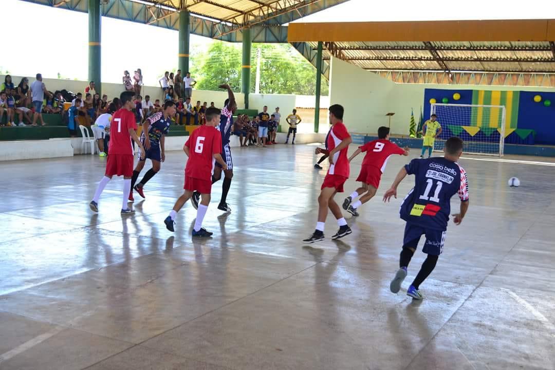 4790b11835 O time da escola José Bento enfrentou as equipes de Alagoinha