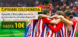 bwin promocion recarga Atlético de Madrid vs Villarreal 25 abril