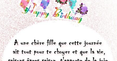 texte anniversaire 8 ans fille gratuit