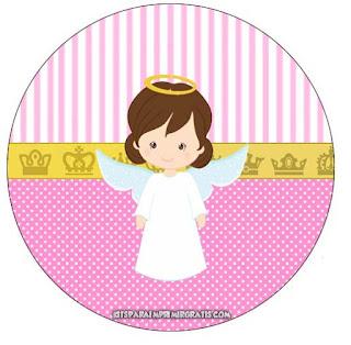 Angel girl free printable mini kit for baptism oh my baby angel girl free printable mini kit for baptism negle Choice Image