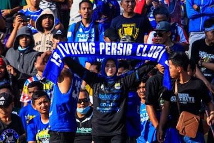 Viking Persib Dukung Jokowi, Bobotoh Diseret ke Politik Praktis (Lagi)