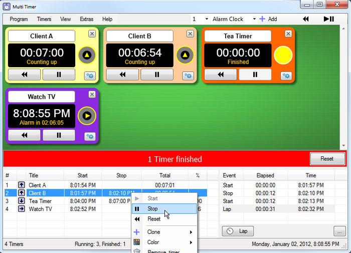 Multi-Timer Ultimate 4.00 + KeyGen