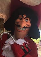 Captain Hook Disney Parks Character