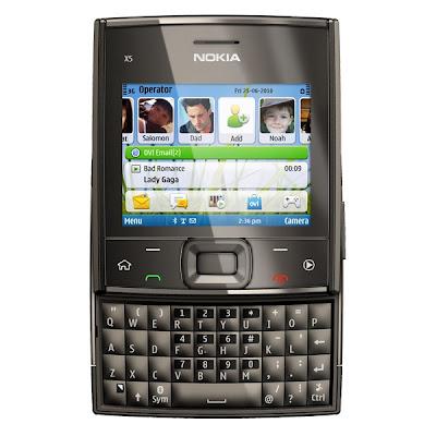 Nokia X5 Harga dan Spesifikasi Terbaru