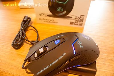 Review Mouse Gaming Look Murah merk Estone & iMice ^_^