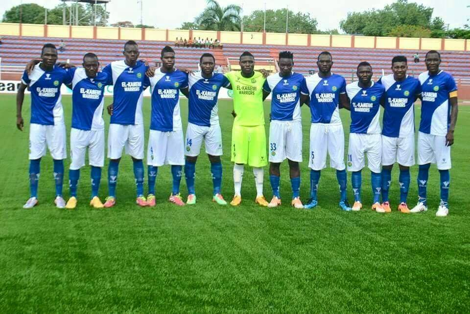 Nigeria premier football league latest results