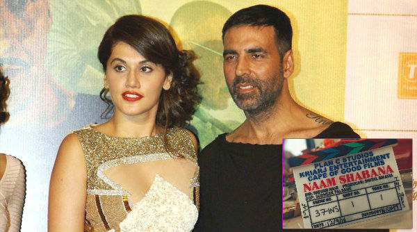 full cast and crew of bollywood movie Naam Shabana 2017 wiki, Taapsee Pannu, Manoj Bajpayee, Akshay Kumar story, release date, Actress name poster, trailer, Photos, Wallapper