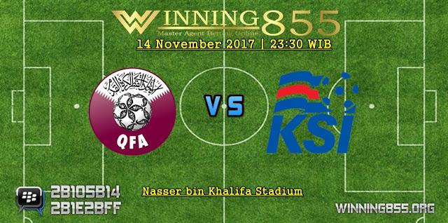 Prediksi Skor Qatar vs Iceland