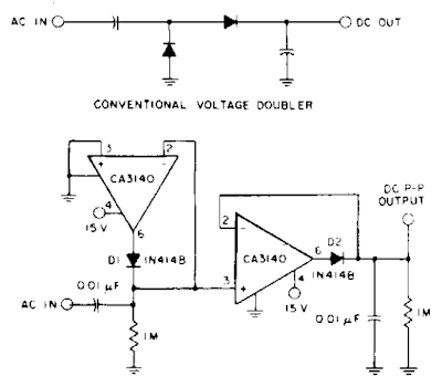 Build a Precision Top to Top ac-dc Converter Circuit