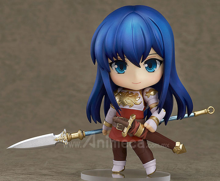 Figura Shiida Nendoroid New Mystery of the Emblem Edition New Mystery of the Emblem Heroes of Light and Shadow Fire Emblem