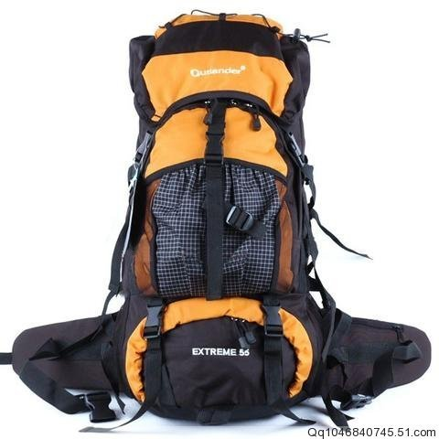 My New Outlander Camping Backpack5