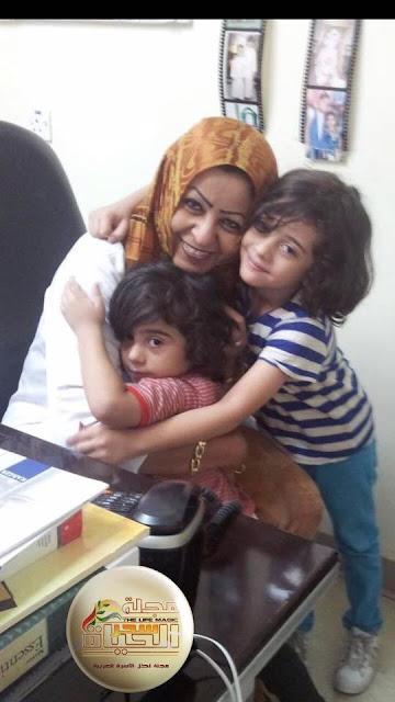 """الدكتورة وفاء عبد الله """" أطباء الأطفال يصنفون عالميا بأنهم من أكثر الأطباء الأصحاء نفسيا """""""