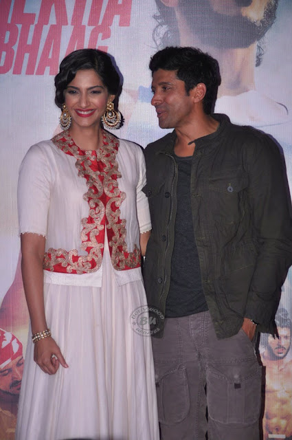 Bhaag Milkha Bhaag Music Launch
