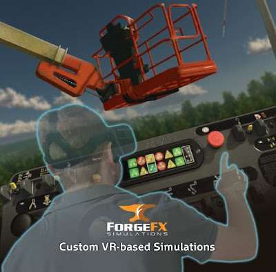 ForgeFX Simulations - Custom VR-Based Simulations