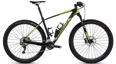 2016 Specialized Stumpjumper Expert Carbon 29er Bike