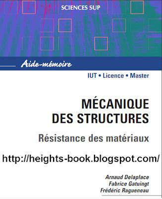 Télécharger Livre Gratuit Mécanique des structures: Résistance des matériaux pdf