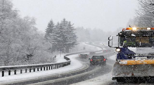 """Έρχεται νέα επιδείνωση - Πού θα """"χτυπήσει"""" ο χιονιάς τις επόμενες ώρες"""