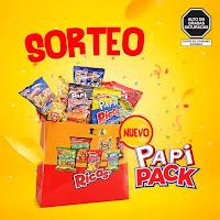 Promoción: Papi Ricas Gana: PapiPacks
