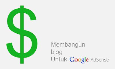 Tips mempersiapkan situs web atau blog untuk daftar google adsense