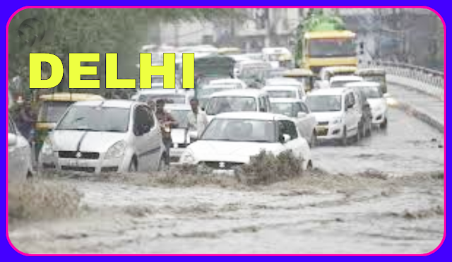 Delhi rains lead to flood of jokes and memes on Twitter