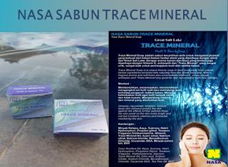 Sabun Trace Mineral Nasa