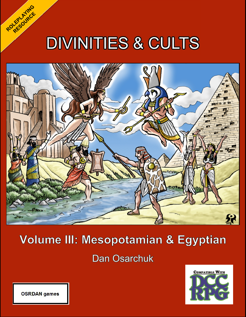 Click for Volume III (DCC RPG)