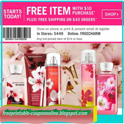 how to get bath and body works coupons