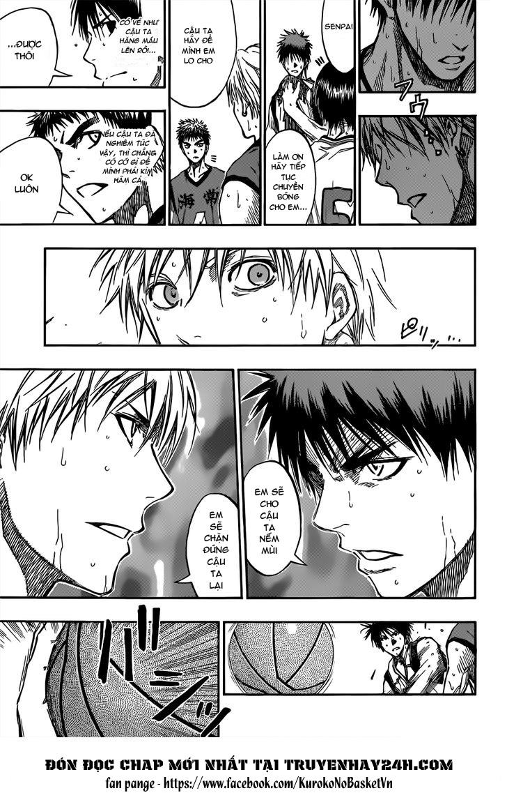 Kuroko No Basket chap 189 trang 13