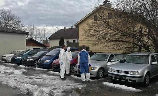 Albanian, father of two stabbed to death after a quarrel in Austria
