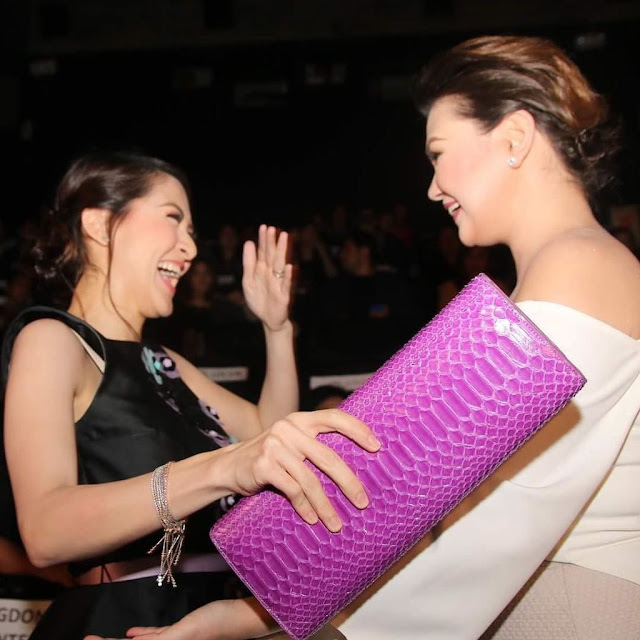 Marian Rivera attend premiere night of The Unmarried Wife