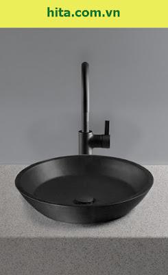 500 bộ sưu tập lavabo màu đen bán chạy nhất