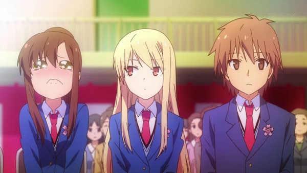 Anime School terbaik