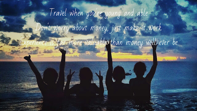 travel experience quotes