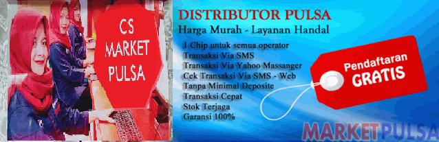 Padi Reload Market Pulsa Termurah Parung Bogor Jawa Barat