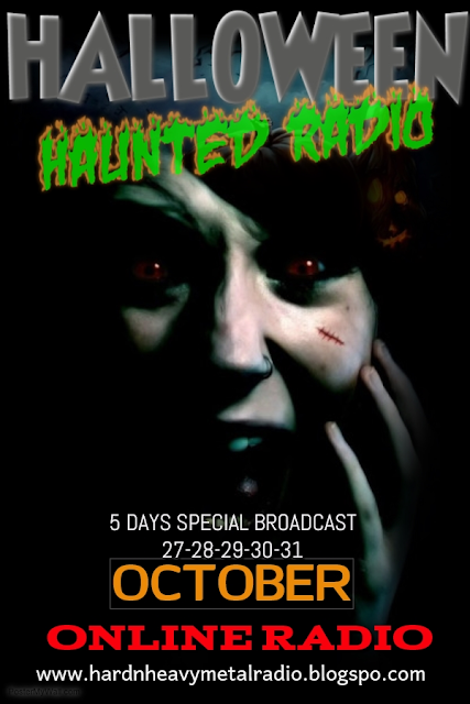 IT´s HALLOWEEN in our RADIO