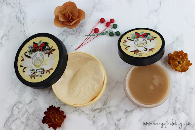 The Body Shop Vanilla Chai Kullananlar