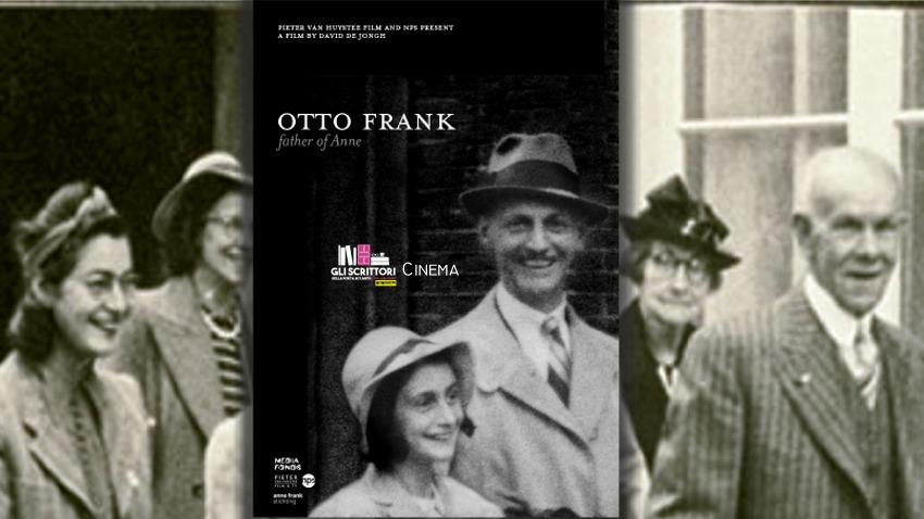Otto Frank, padre di Anna, il documentario di David de Jongh - Docufilm