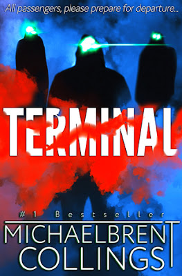 Terminal by Michaelbrent Collings cover