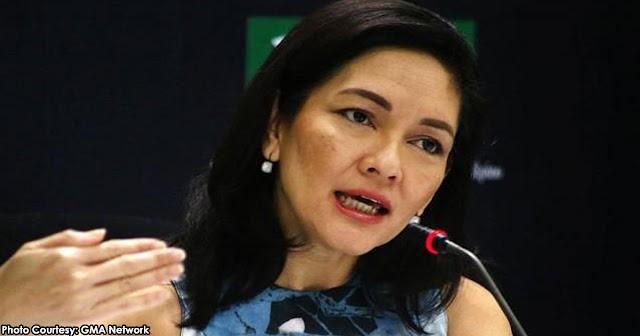 Sen . Risa Hontiveros nanawagan kay Duterte na Sibakin sa pwesto si SolGen Jose Calida.