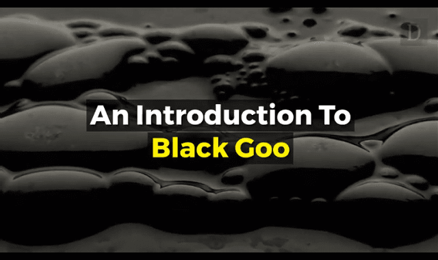 An Introduction to Black Goo: Most Mysterious Substance and Intelligent Liquid Crystal